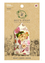Bee's Wrap vegansk sandwich wrap