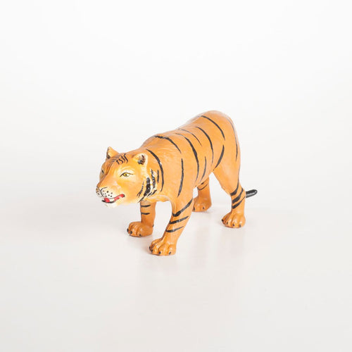 Green Rubber Toys -Tiger