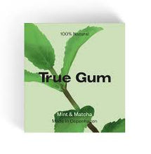 True gum - Mint og Matcha-