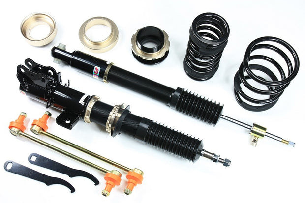BC Racing Coilovers - BR Series Type RN - Vauxhall Corsa D 06+ - automek-servicing-repairs-performance-parts-centre