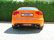 Milltek Exhaust System - Audi RS4 B7 4.2 V8 Saloon Avant and Cabriolet 2006-2008