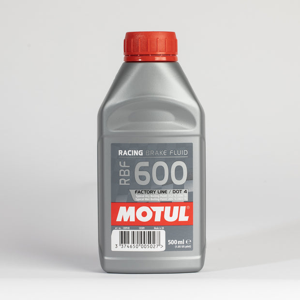 Motul RBF 600 Performance Brake Fluid 500ML - automek-servicing-repairs-performance-parts-centre