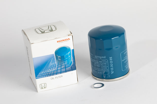 Genuine Honda Engine Oil Filter - K Series / K20 - automek-servicing-repairs-performance-parts-centre