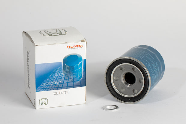 Genuine Honda Engine Oil Filter - Honda K Series engines / K20 - automek-servicing-repairs-performance-parts-centre