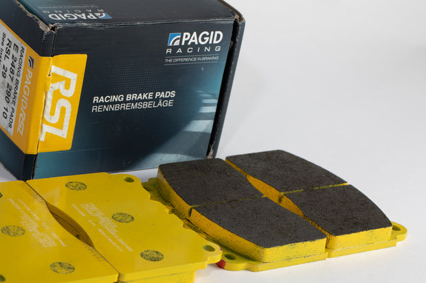 Pagid RS29 Performance Front Brake Pads - Honda Civic Type R FK2 / FK8 K20C1 2.0T - automek-servicing-repairs-performance-parts-centre