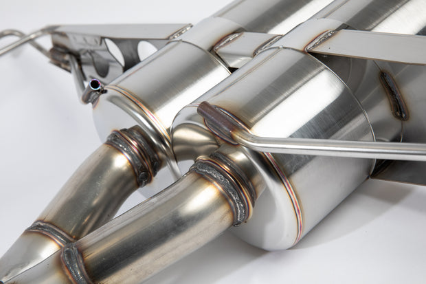 HKS Hi Power Spec L FK8 Honda Civic Type R Exhaust