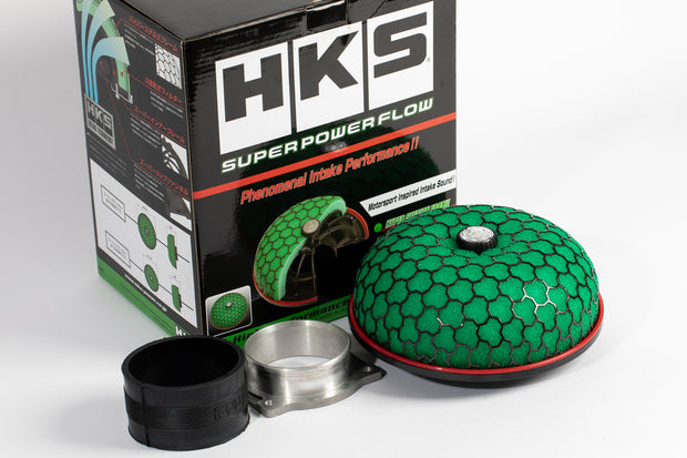 HKS Super Power Flow Air Filter Induction Kit - Suzuki Swift Sport ZC33S