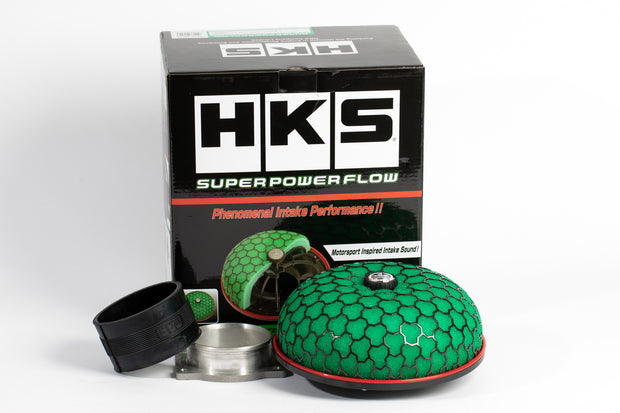 HKS SPF Reloaded Intake - Mitsubishi Evo IV - VI - automek-servicing-repairs-performance-parts-centre