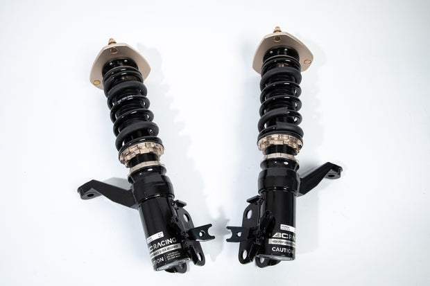 BC Racing Coilovers - BR Series Type RA - DC5 - automek-servicing-repairs-performance-parts-centre