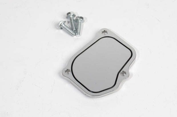 Billet Timing Chain Tensioner Cover Plate - Honda K20Z, K24, K24A Engines - automek-servicing-repairs-performance-parts-centre