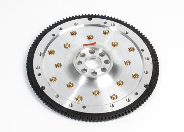 McLeod Tuner Series Lightweight Performance Upgrade Aluminum Flywheel - Honda Civic Type R EP3, FN2, FD2 / Honda Integra Type R DC5 / K20 - automek-servicing-repairs-performance-parts-centre