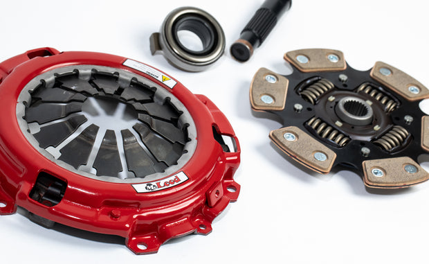 McLeod Street Power (Sprung Paddle) Performance Upgrade Stage 2 Clutch - Mitsubishi Lancer Evolution 4-9 - automek-servicing-repairs-performance-parts-centre