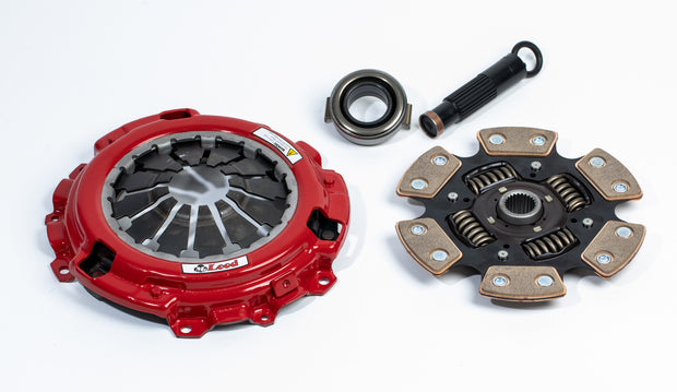 McLeod Street Supreme (Sprung Paddle) Performance Upgrade Stage 4 Clutch - Subaru Impreza / Legacy / Forester (Push Type Clutch) - 5 Speed - automek-servicing-repairs-performance-parts-centre