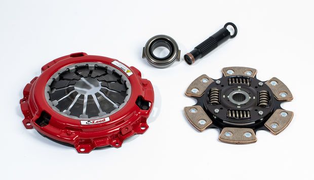 McLeod Street Power (Sprung Paddle) Performance Upgrade Stage 2 Clutch - Subaru Impreza / Subaru Legacy / Subaru Forester (Push Type Clutch) - 5 Speed - automek-servicing-repairs-performance-parts-centre