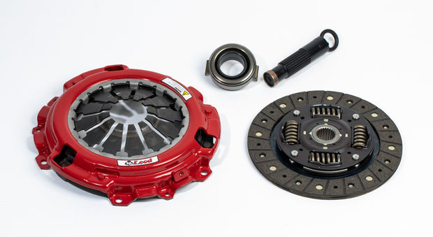 McLeod Street Tuner (Sprung Organic) Performance Upgrade Stage 1 Clutch - Mitsubishi Lancer Evolution 4-9 - automek-servicing-repairs-performance-parts-centre
