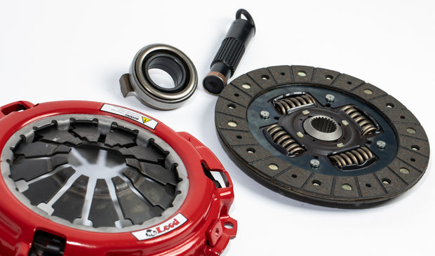 McLeod Street Tuner (Sprung Organic) Performance Upgrade Stage 1 Clutch - Honda Civic Type R EP3, FN2, FD2 / Honda Integra Type R DC5 / K20 - automek-servicing-repairs-performance-parts-centre