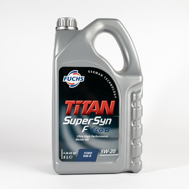 Fuchs TITAN Supersyn F Eco-B 5W-20 Ultra Synthetic Engine Oil - 5L