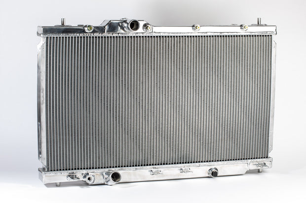 Koyorad Alloy Radiator - Subaru Legacy EJ20 BL5/BP5 EJ20 Turbo Manual 2003- 53mm Core Wider Fin Pitch