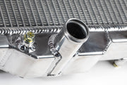Koyorad Alloy Radiator - Nissan Skyline VQ35DE 53mm Core Wider Fin Pitch