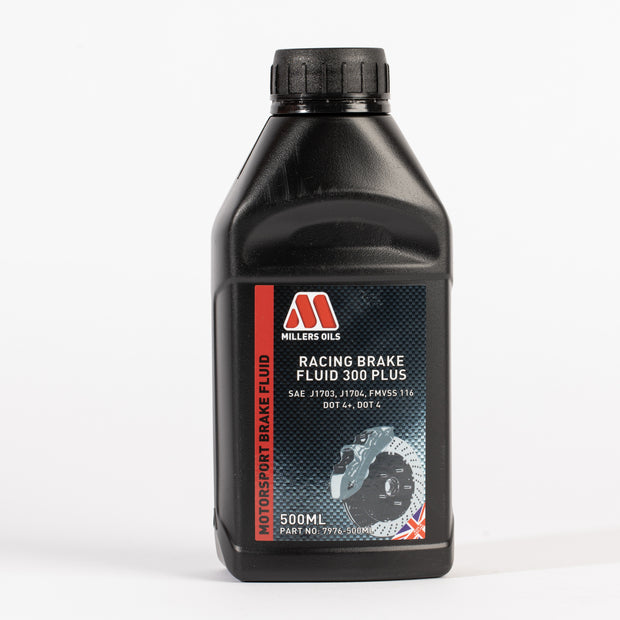 Millers Oils Racing Brake Fluid 300 Plus - 500ML