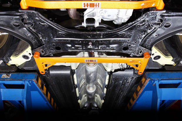 Swave & Summit Front lower 4-Point Subframe and Body Chassis - Suzuki Swift Sport ZC33S
