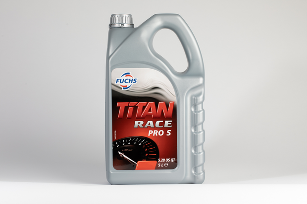 Fuchs Titan Race Pro 5W40 Engine Oil - automek-servicing-repairs-performance-parts-centre