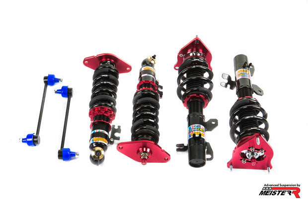 MeisterR GT1 Coilovers - R53 BMW MINI 01-06 - automek-servicing-repairs-performance-parts-centre