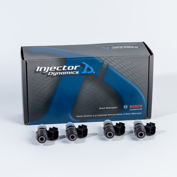 Bosch Injector Dynamics: ID1050x Injectors (Set Of Four)