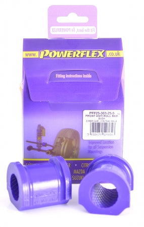 Powerflex Front Anti Roll Bar Bush 25.5mm - Honda Civic Type R EP3 (2001-2005) - automek-servicing-repairs-performance-parts-centre