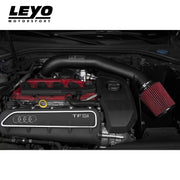 "Leyo Motorsport 4"" Cold Air Intake Kit - Audi RS3 8V (Pre-Facelift)"