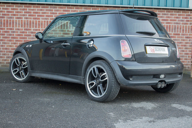Scorpion Exhaust - Mini Cooper S R52/R53