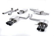 Milltek Exhaust System - Audi SQ5 3.0 TFSI Supercharged 2013-2016