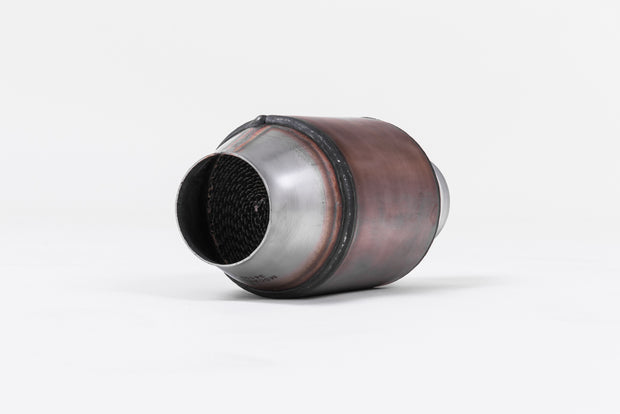 Milltek Exhaust System - Milltek Sport Products Weld In Catalysts with Cones 100CPSI Cats
