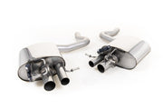 Milltek Exhaust System - Mercedes C-Class C63 & C63 S (W205) Saloon 4.0 Bi-Turbo V8 (Non-GPF Equipped Models Only)