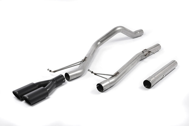 Milltek Exhaust System - Volkswagen Transporter \ Caravelle T5 LWB 1.9 TDi (85ps & 104ps) 2WD and 4MOTION