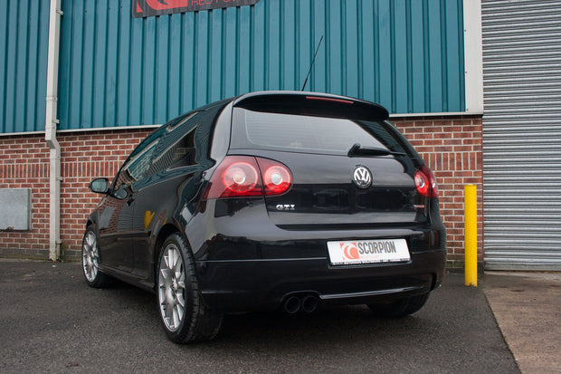 Scorpion Exhaust - Volkswagen Golf MK5 Gti & Edition 30
