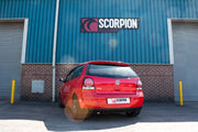 Scorpion Exhaust - Volkswagen Polo Gti 1.8T 9n3