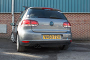 Scorpion Exhaust - Volkswagen Golf MK6 GT 2.0 Tdi
