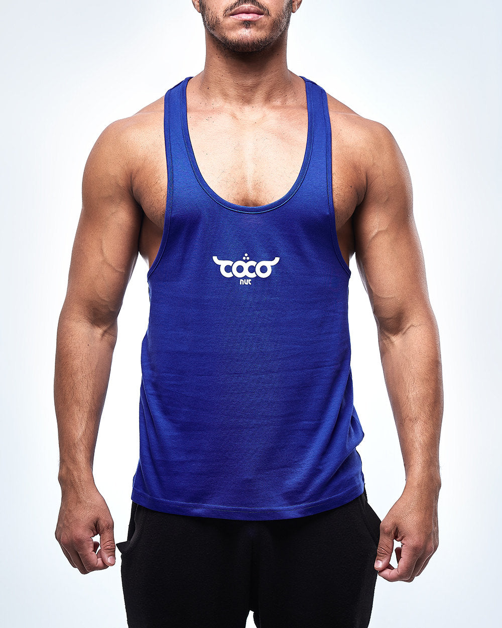Logo Tank Top - Royal Blue