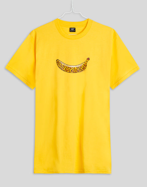 Jaguanana T-Shirt - Yellow