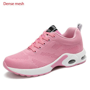 Open image in slideshow, Fashion Women Lightweight Sneakers Running Shoes Outdoor Sports Shoes