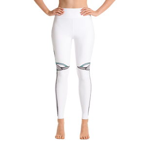 Open image in slideshow, Yoga Dagger Leggings