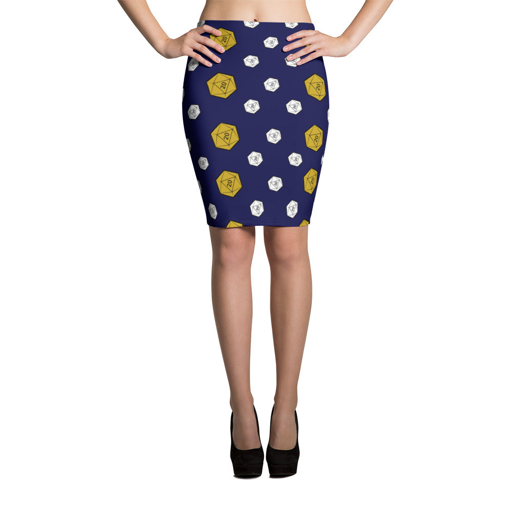 Critical Pencil Skirt
