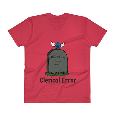 Clerical Error Men's V
