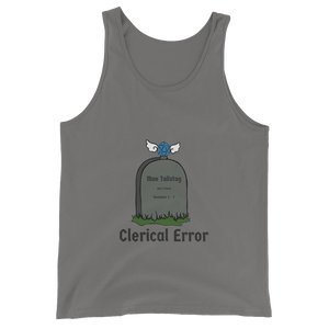 Clerical Error Tank