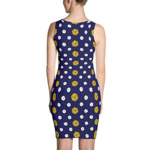 Navy Critical Dress
