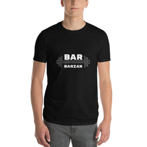 Open image in slideshow, Bar-Barian Mens Crew White