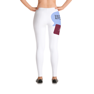 Open image in slideshow, Live Laugh Rage Lounge Leggings