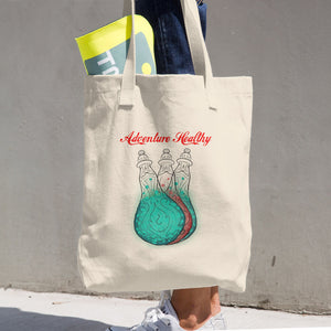 Adventure Healthy Tote