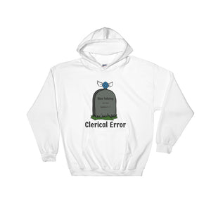 Open image in slideshow, Clerical Error Hoodie